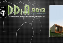 DDiA – international Detail Design in Architecture conference